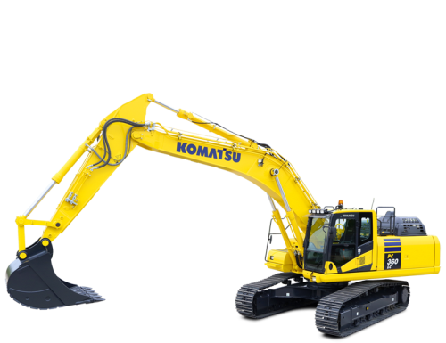 THE STRONGEST EXCAVATORS FOR YOUR INDIVIDUAL USE.